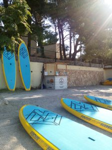 Paddle board Adriatic SUP