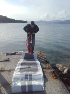 Split Marjan Paddle board sup - Sup Center Split, Adriatic-SUP