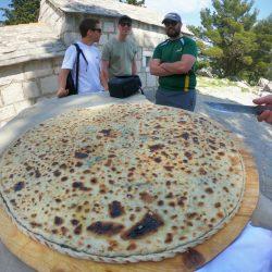 Split dish EU protected Stand Up Paddling Omiš Split