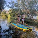 Sup excursion in Split Adriatic-SUP