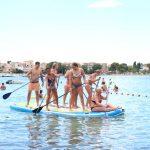 fun with big sup - Sup Center Split - Adriatic-SUP