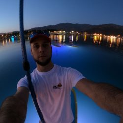 paddle board glow led tour - Sup Center Split, Adriatic-SUP
