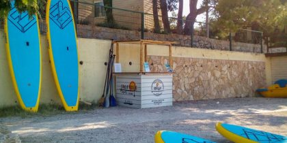 paddle sup rent split - Supe Center Split, Adriatic-SUP