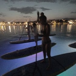 Sup Glow adventure tours Adriatic SUP