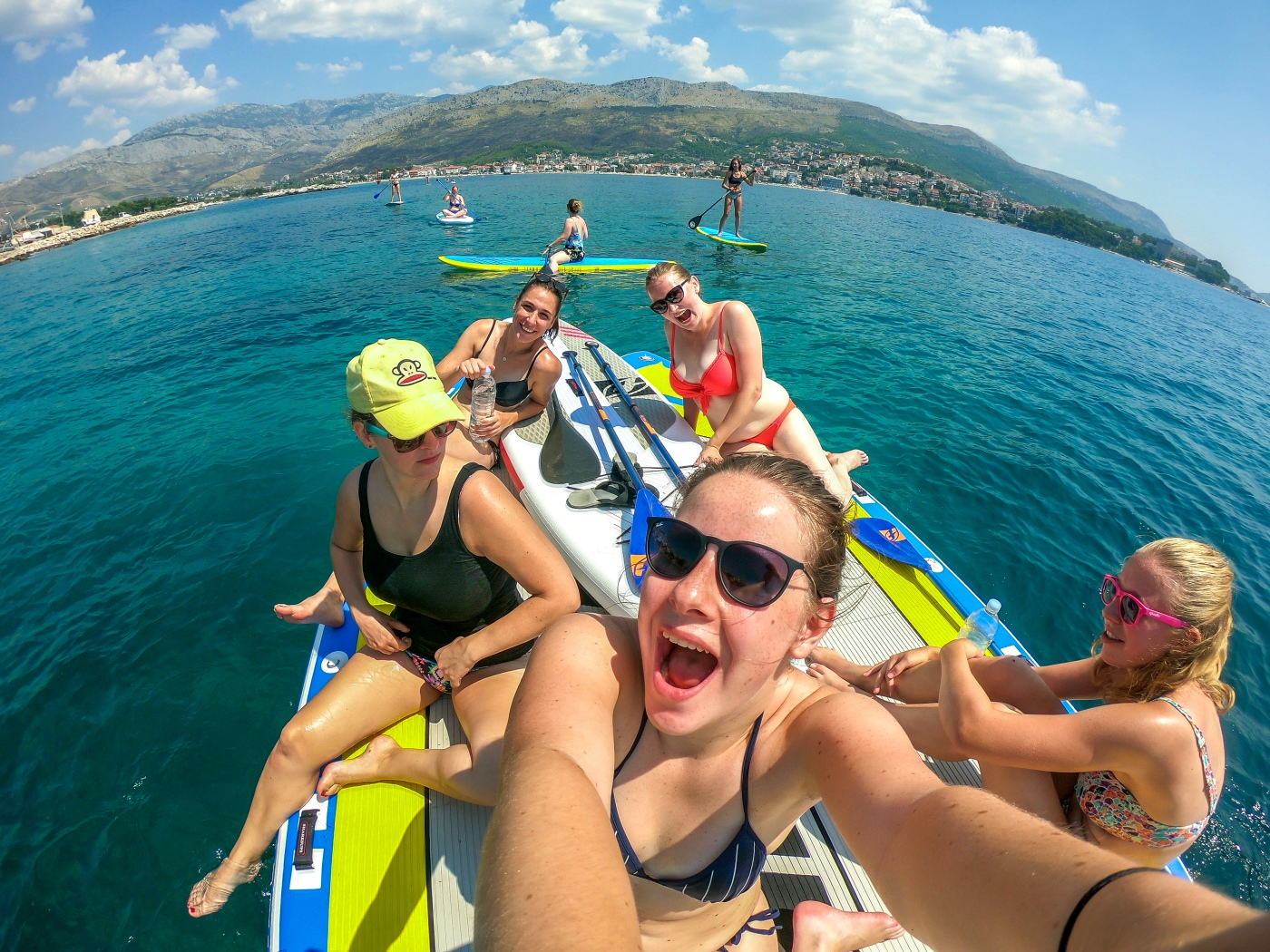 Big Sup Split; Adriatic-SUP