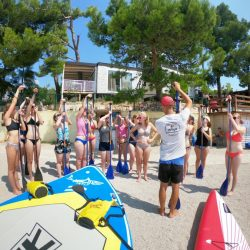 Group Split Fun; Adriatic-SUP