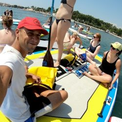 Sup paddle tour Adriatic-SUP