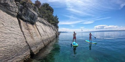 marjan hill sup tour split