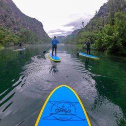 sup split adventure tour through the canyon