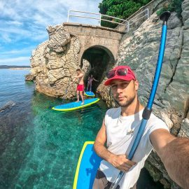 sup split adventure marjan park