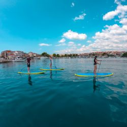 Split Paddle board tour