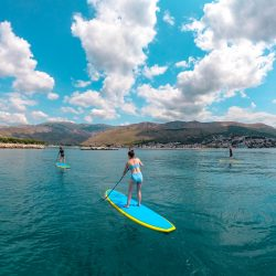 Stand up Paddle adventure in Split